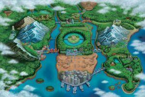 Pokémon Map
