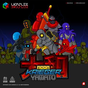 Neon Krieger Yamato by Lionplex Games