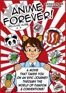 Anime Forever Poster