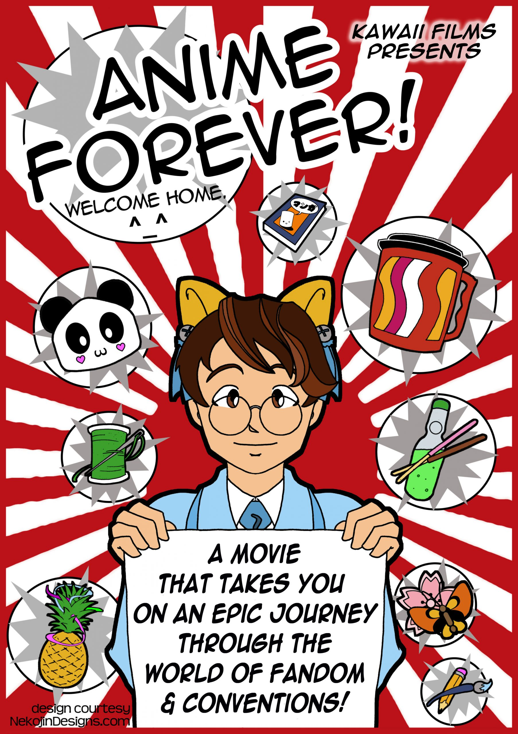 Anime Forever to Air at DerpyCon 2015