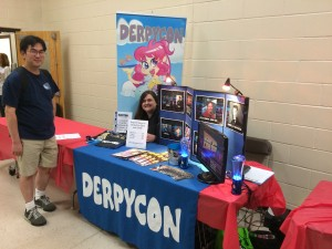DerpyCon at A Video Game Con 2015