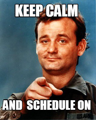 Keep Calm… The DerpyCon 2015 Schedule is Here!