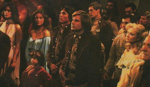 Battlestar Galactica: Saga of a Star World