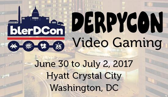 DerpyCon Gaming at blerDCon