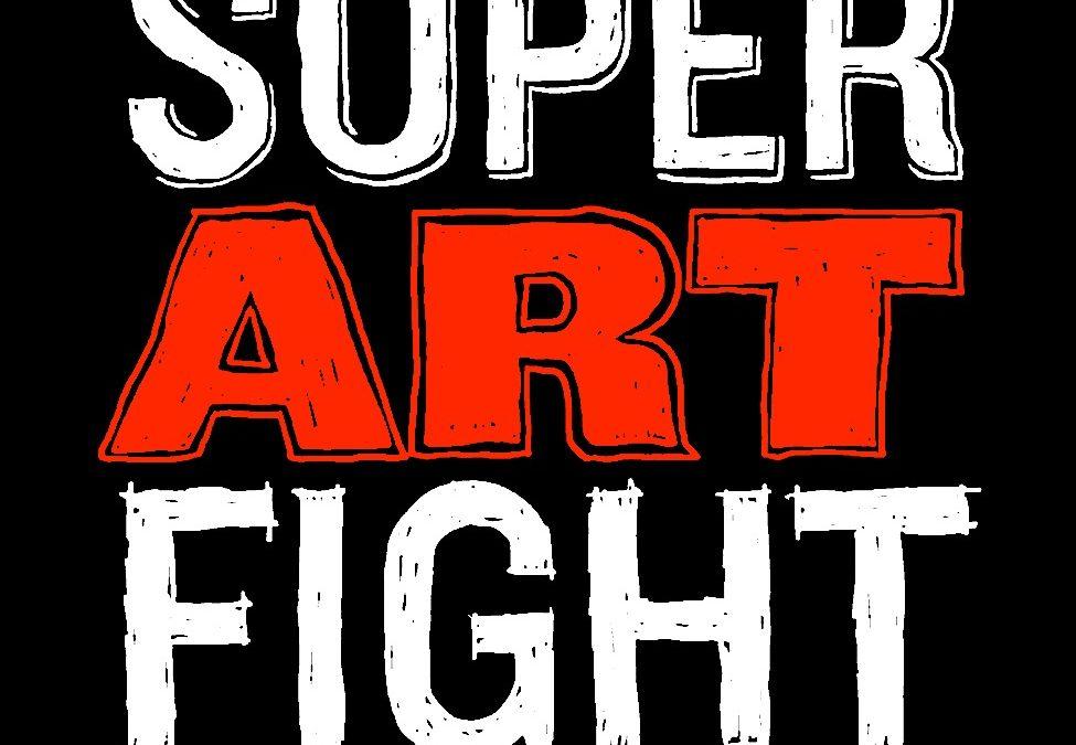 Super Art Fight Logo