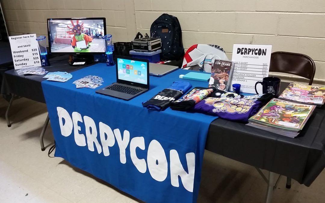 DerpyCon at AVGC