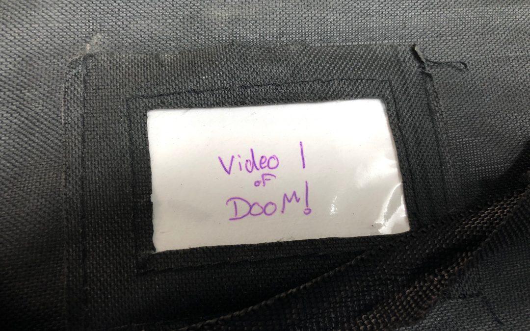 Video 1 of Doom!