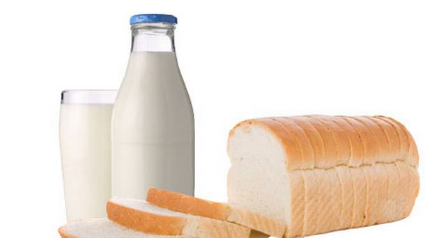 Did You Get Your Bread and Milk?