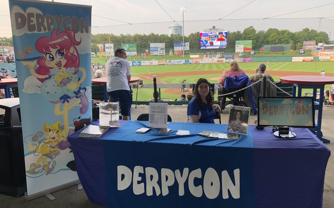 DerpyCon at Lakewood Blueclaws
