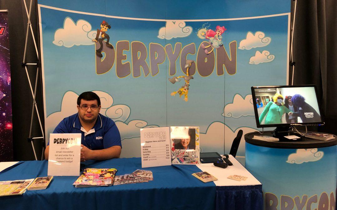 DerpyCon at Anime USA
