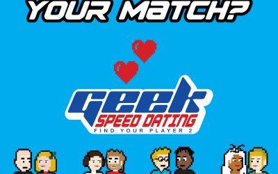 Geek Speed Dating Sunday