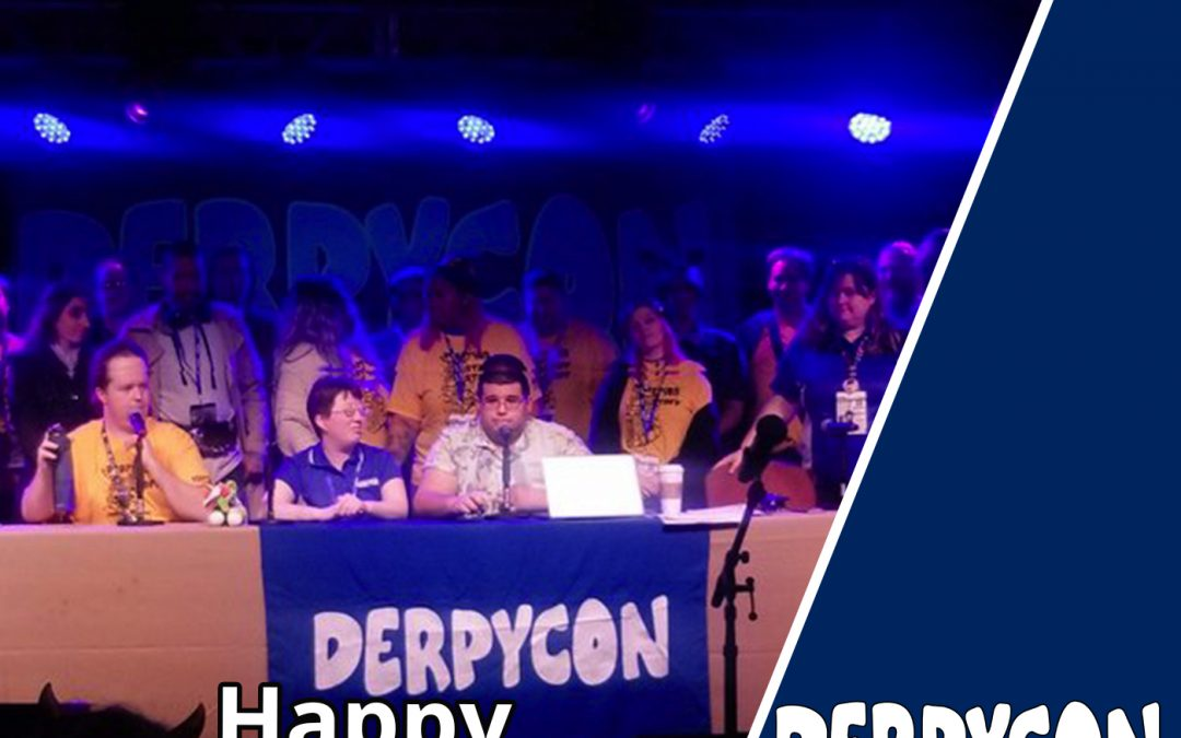 Happy Thanksgiving from DerpyCon