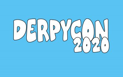 DerpyCon 2020 Dates and Location Announced