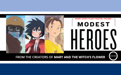 Modest Heroes Giveaway