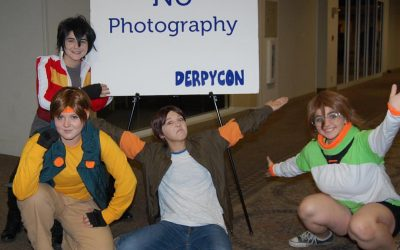DerpyCon Photo Shoot