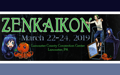 On The Road: Zenkaikon