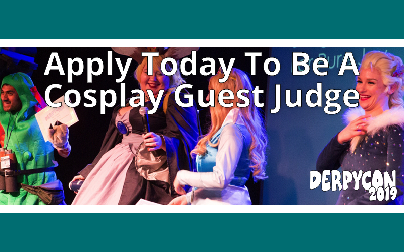 Cosplay Guest Judge Application Now Open