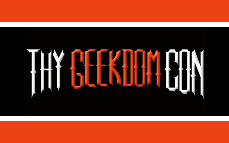 On The Road: Thy Geekdom Con