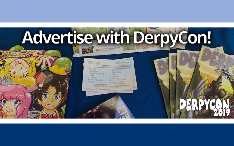 Advertise with DerpyCon
