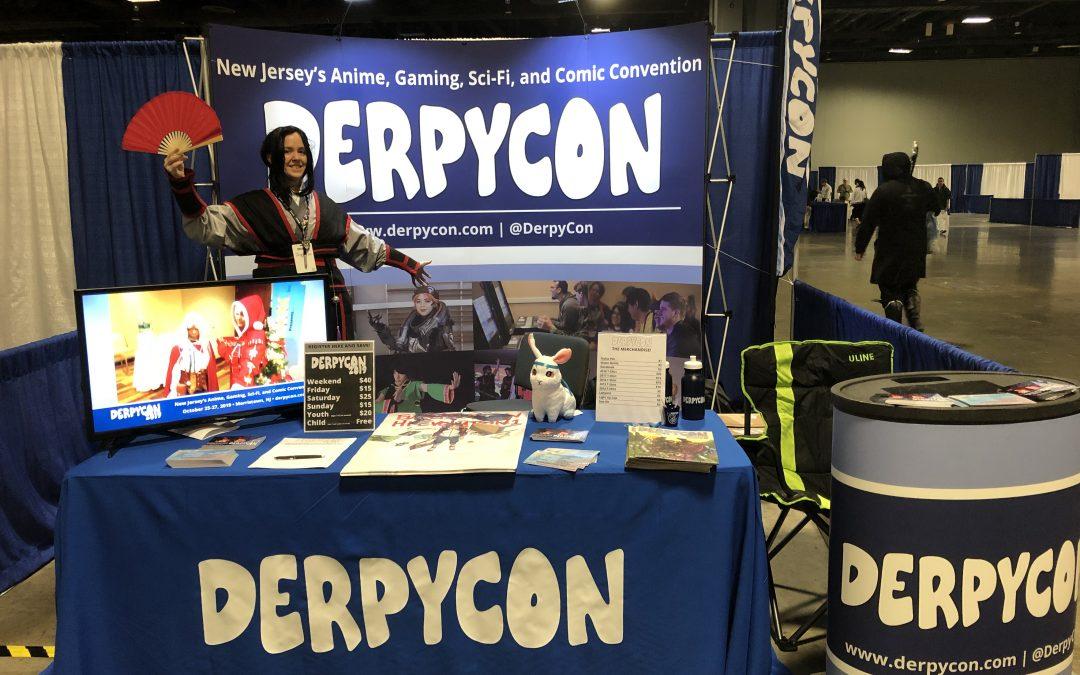 DerpyCon at Otakon 2019