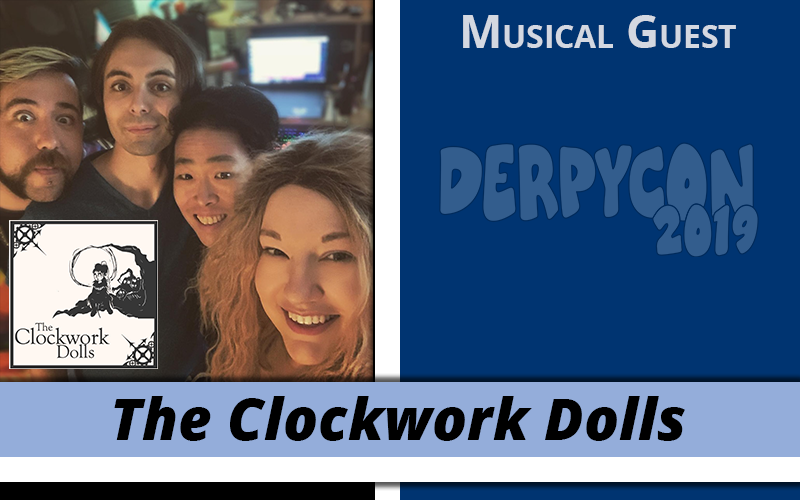 The Clockwork Dolls Take the Stage