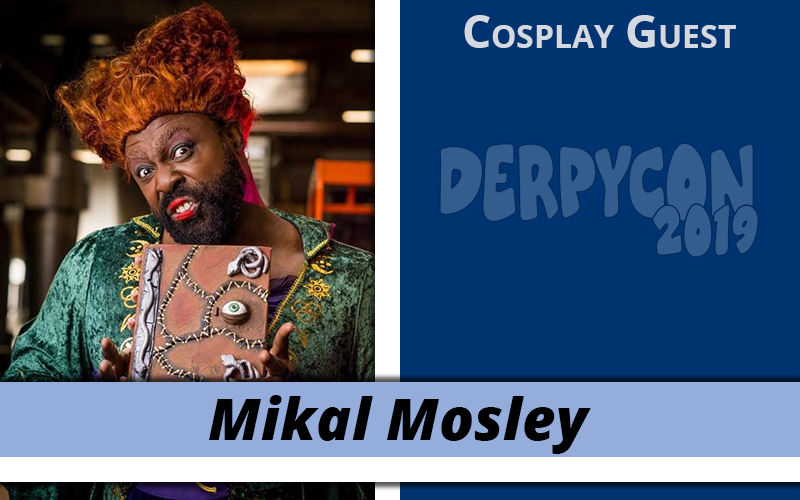 From WWE to DerpyCon: Mikal Mosley