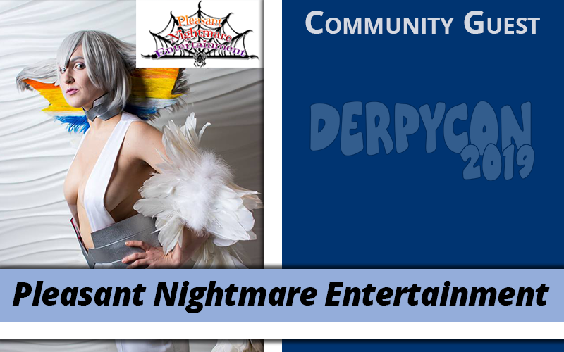 Pleasant Nightmare Entertainment Grabs the Mic!