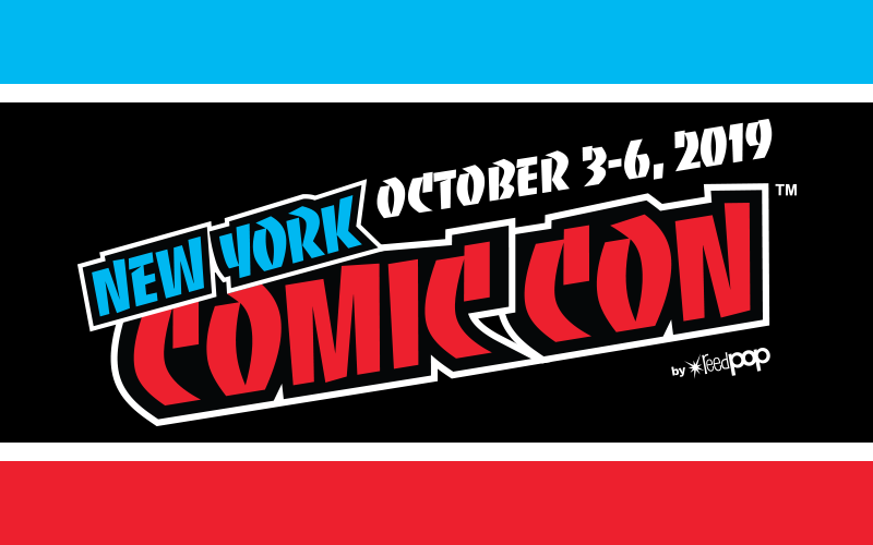 On The Road: New York Comic Con