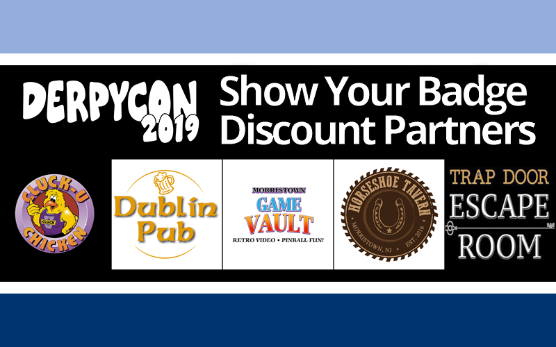 2019 Show Your Badge Discount Program