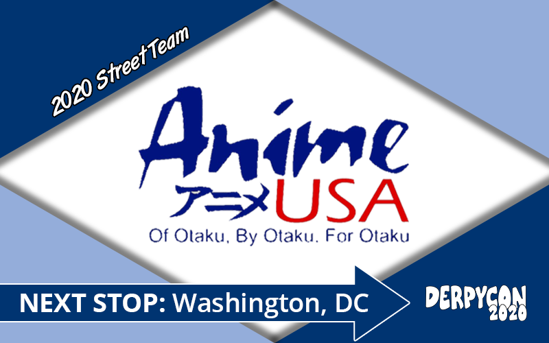 On The Road: Anime USA 2019
