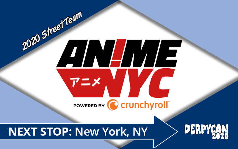 On The Road: AnimeNYC 2019