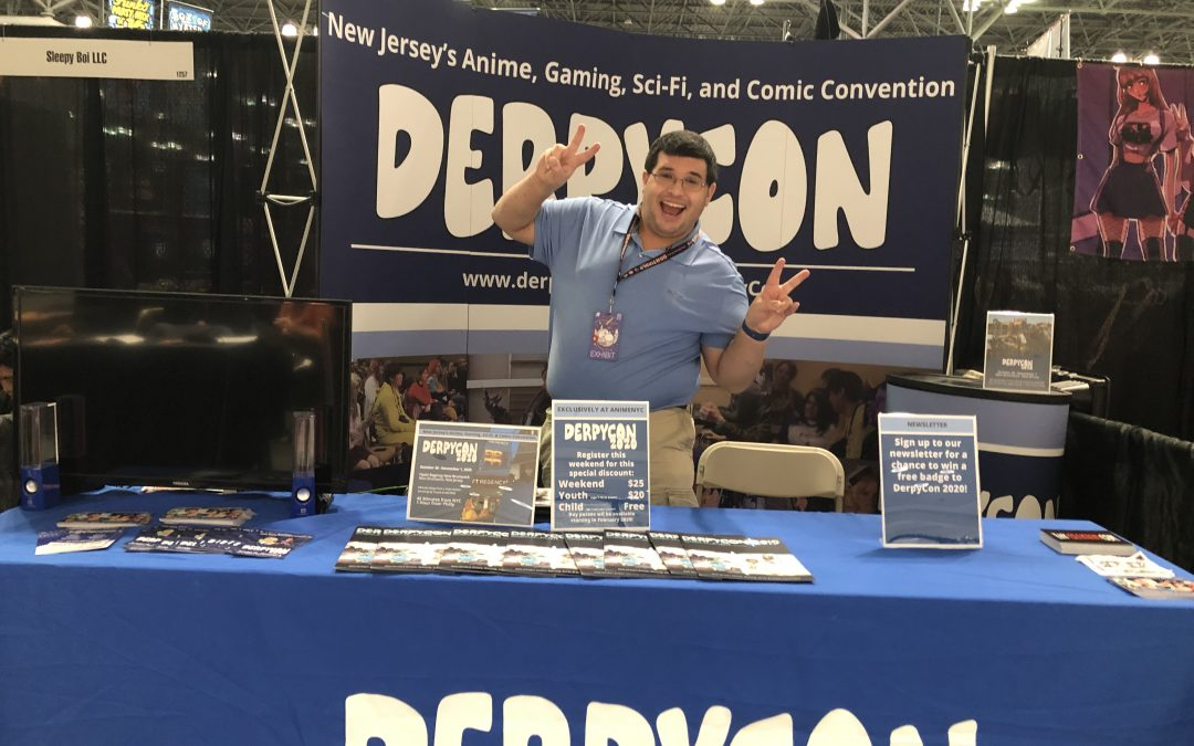 DerpyCon at AnimeNYC 2019!
