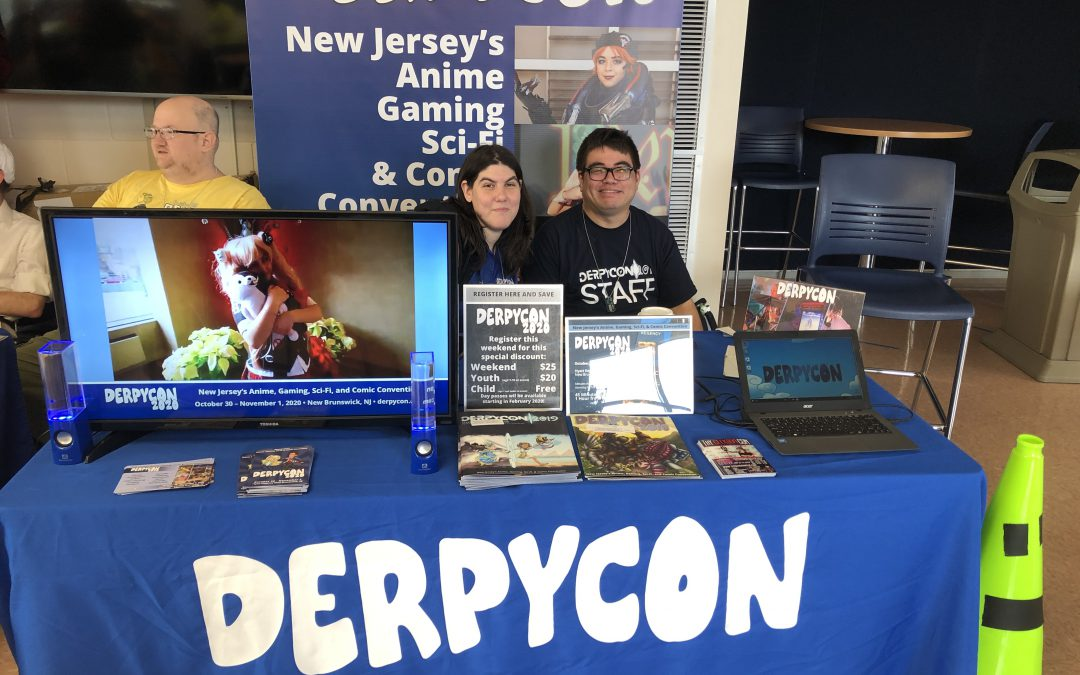 DerpyCon on the Road at Kotoricon