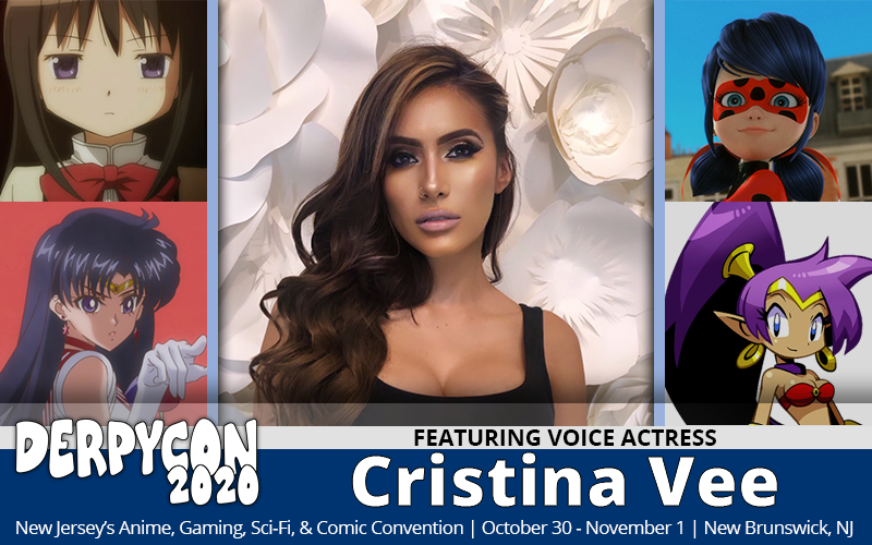 Introducing the Miraculous Cristina Vee!