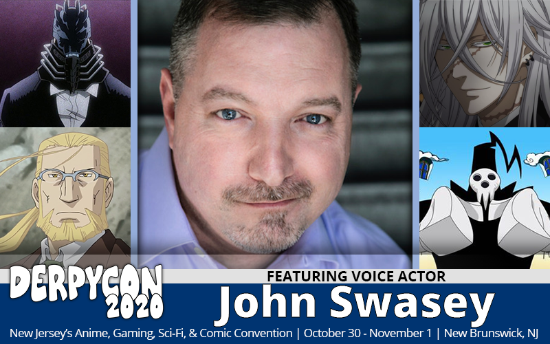 From Golden Boy to Made in Abyss, Introducing John Swasey!