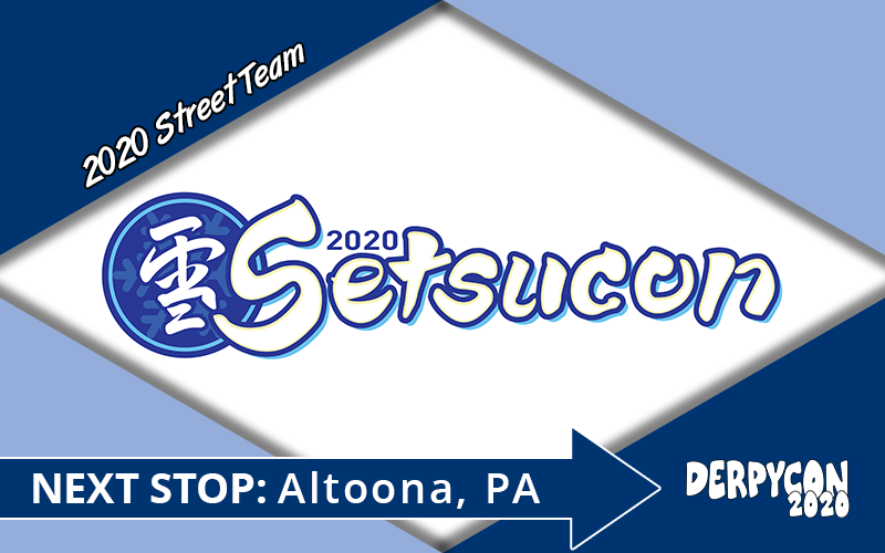 On The Road: Setsucon 2020