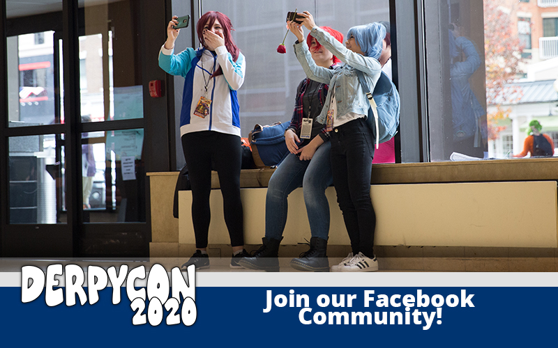 DerpyCon Official Facebook Group
