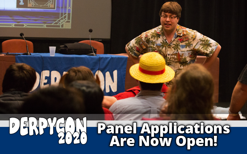 Panels & Workshops Application Now Open!