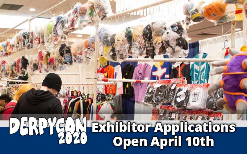 Exhibitor Applications Open Friday, April 10th!