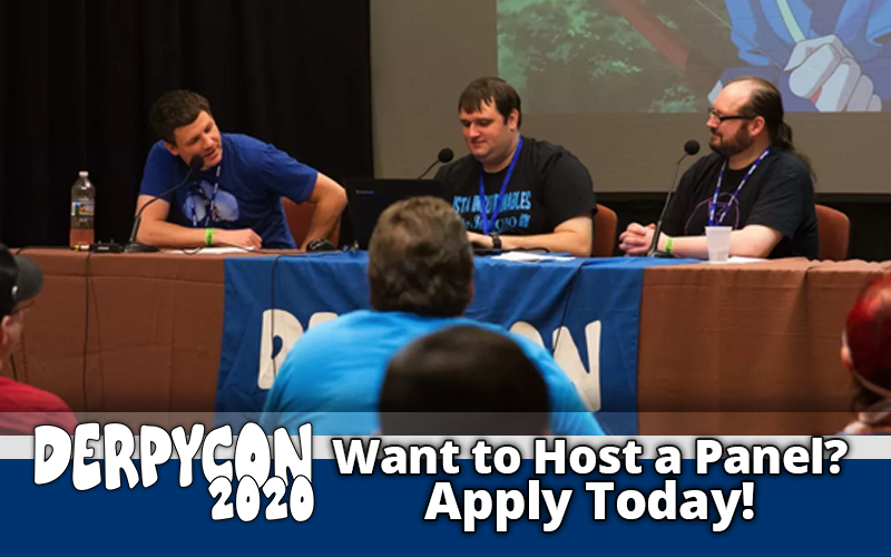 Have You Applied to Host a Panel Yet?