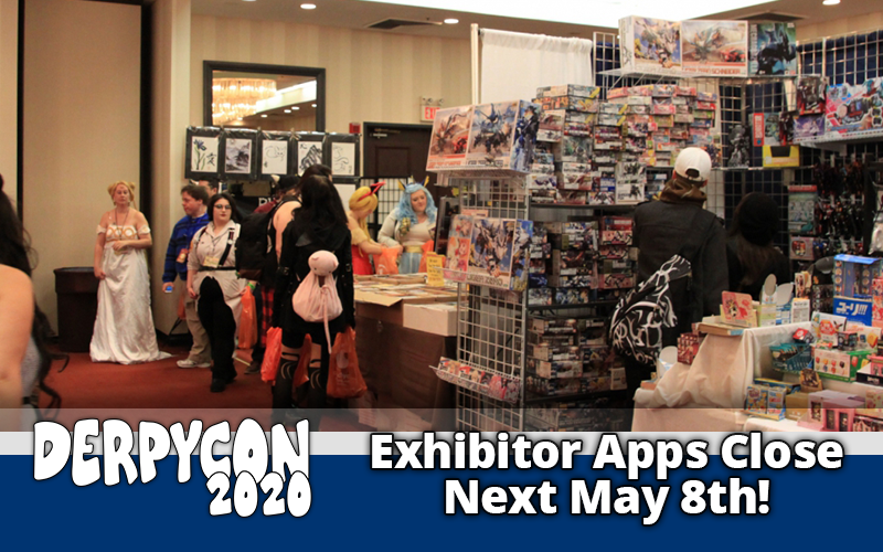 Exhibitor Applications Close Next Week!