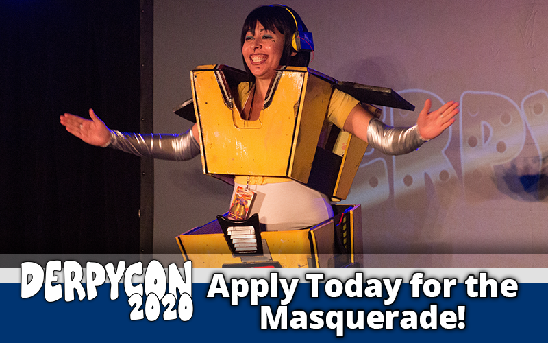 Masquerade Applications are Available! Apply Today!