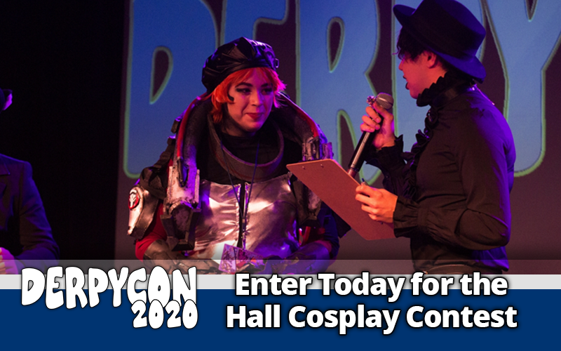 Get Your Cosplays Ready – Enter the Hall Cosplay Contest!