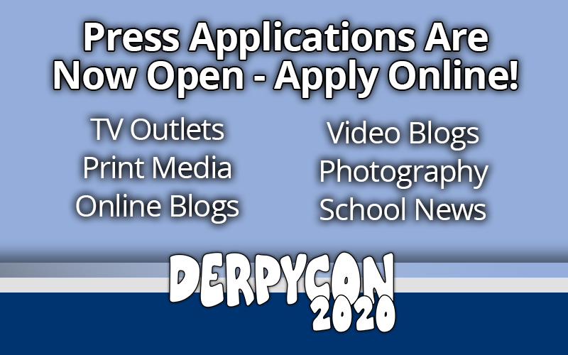 Press Applications Are Available