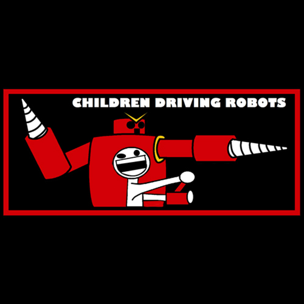 Children Driving Robots