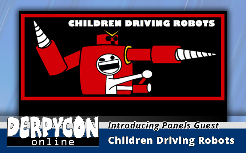 Its Robot Time with Children Driving Robots!