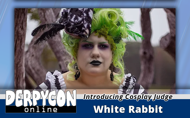 The Spooky Cosplays of White Rabbit Hit the Judging Stage