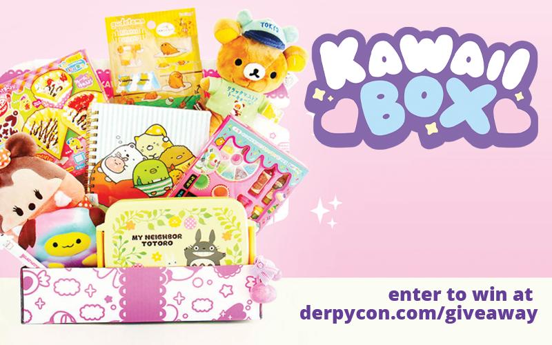 Enter to Win a Free Kawaii Box!
