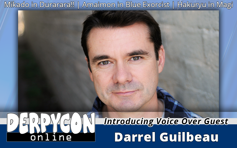 Yokais, Magic, & Mythics Enter with Actor Darrel Guilbeau!