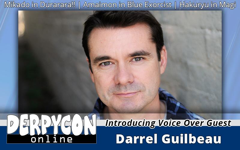 Yokais, Magic, & Mythics Enter with Actor Darrel Guilbeau!